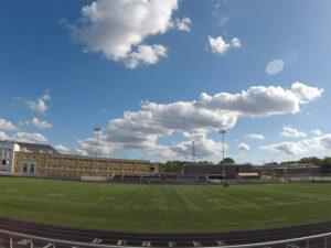 Durfee High School field photo